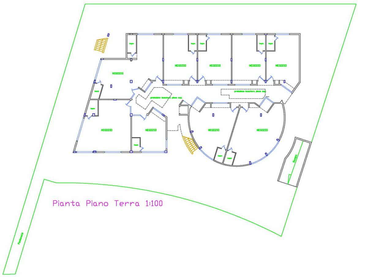 Centro Commerciale - Tor San lorenzo